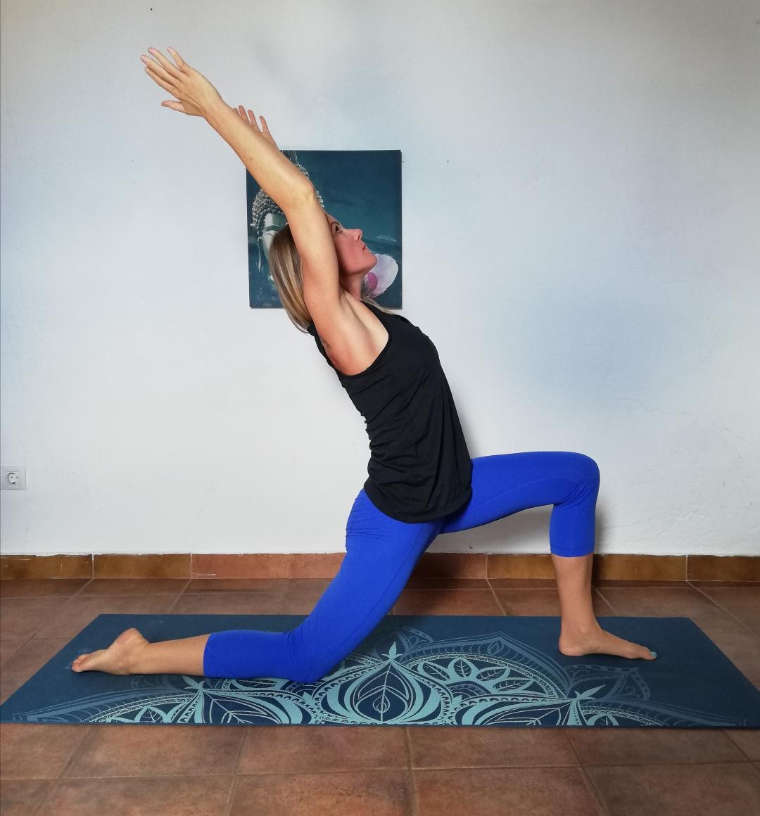 50 Sonnengrüße – Daniela Konefke Yoga